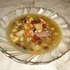 Суп квасолевий з реберцями