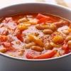 Суп з консервованої квасолі