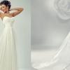 Весільні сукні зі шлейфом