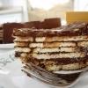 Торт з печива за п`ять хвилин