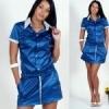 Туфлі до синього сукні