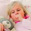 У дитини кашель без температури