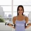 Вправи для грудних м`язів для жінок