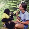 Жінка мавпа