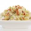 Золотистий картопляний салат